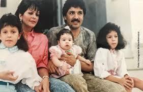 Muy hermosas! Ellas son las hijas del cantante Rafael Orozco   Candela