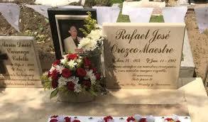 El acompañante de Rafael Orozco en su última morada - Costanews.co