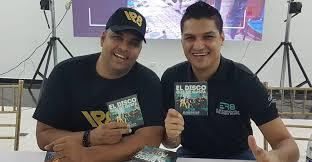 Elder Dayán Díaz y Rolando Ochoa presentan 'El disco que me gusta'
